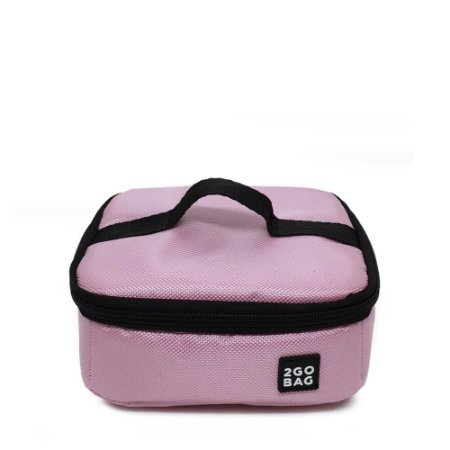 Bentô Térmico 2goBag Single 530 ml | Baby Pink
