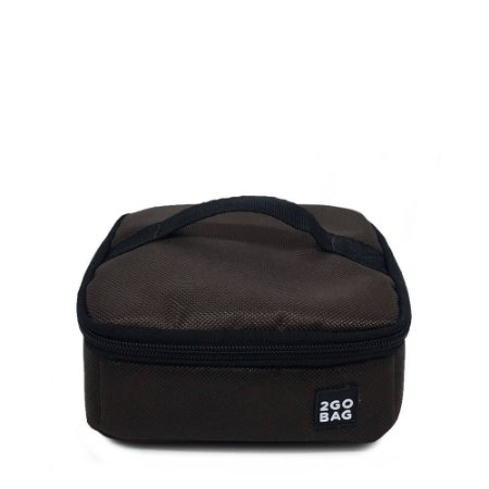 Bentô Térmico 2goBag Single 530 ml | Brown