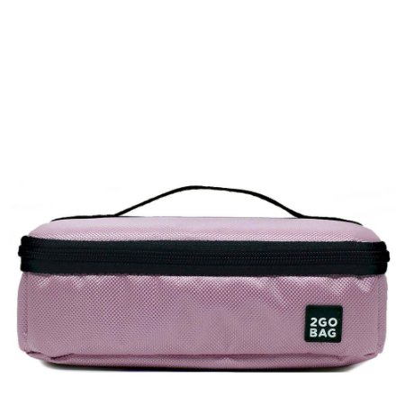Bentô Térmico 2goBag Single 840 ml | Baby Pink
