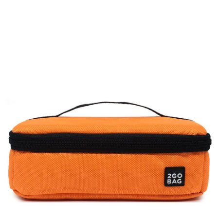 Bentô Térmico 2goBag Single 840 ml | Fluor Orange