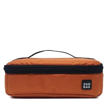 Bentô Térmico 2goBag Single 840 ml | Orange