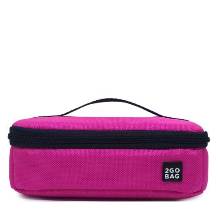 Bentô Térmico 2goBag Single 840 ml | Pink