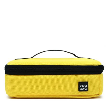 Bentô Térmico 2goBag Single 840 ml | Yellow