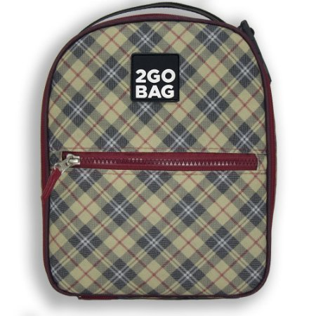 Mochila Térmica 2goBag Baby Back | Red Chess