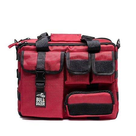 Bolsa Térmica BullDozer 2 em 1 XL  Red