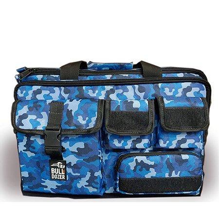 Bolsa Térmica BullDozer 2 em 1 XXL| Army Blue