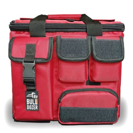 Bolsa Térmica BullDozer Pro | Red