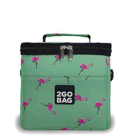 Bolsa Térmica 2goBag Mini | Flamingo