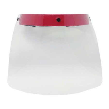 Máscara de Proteção Facial Face Shield 2go Bag Pink