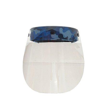 Face Shield 2go Bag | Infantil Blue