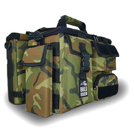 Bolsa Térmica BullDozer Pro + Porta Notebook | Camuflada