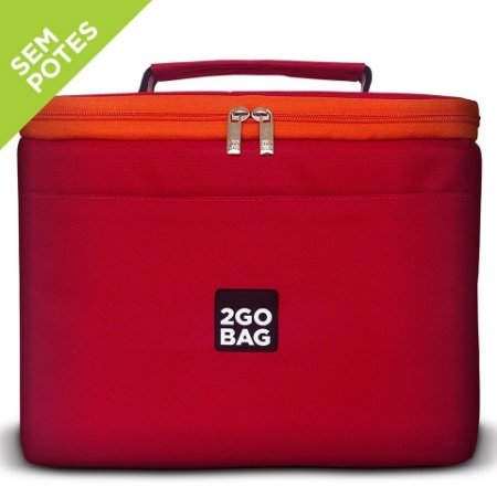 Bolsa Térmica 2goBag 4ALL Fun Pro Start | Red