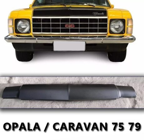 painel dianteiro opala bigode 75 79 caravan novo gm