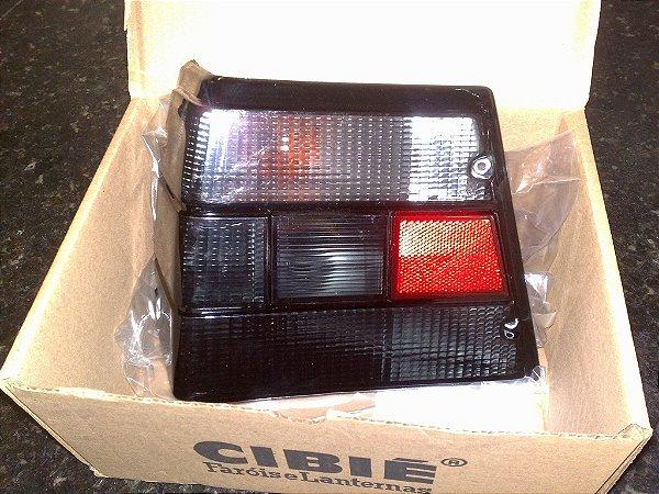 Lanterna Fume Caravan Cibie Nova Original Lado Esquerdo Diplomata Comodoro