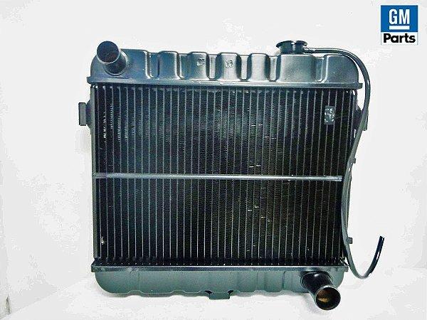 radiador opala caravan 4cc c10 c14 c18 novo original visconde
