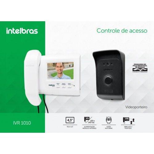 VIDEOPORTEIRO INTELBRAS IVR 1010