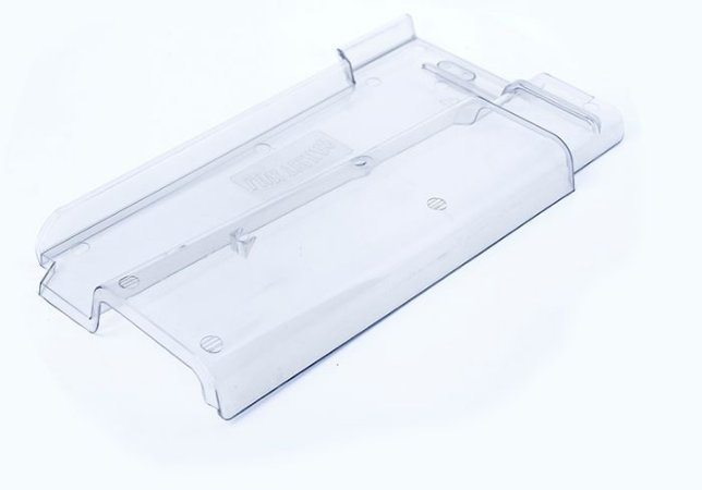 Telha Transparente Polietileno Romana Fibrarte