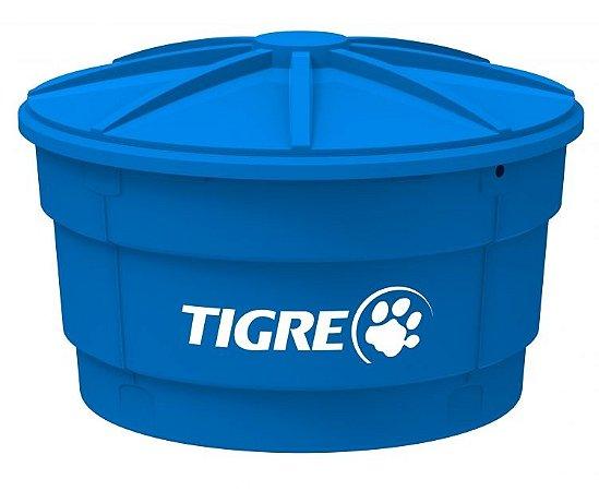 Caixa d'água Tigre 1000 Litros Polietileno ALT: 95CM