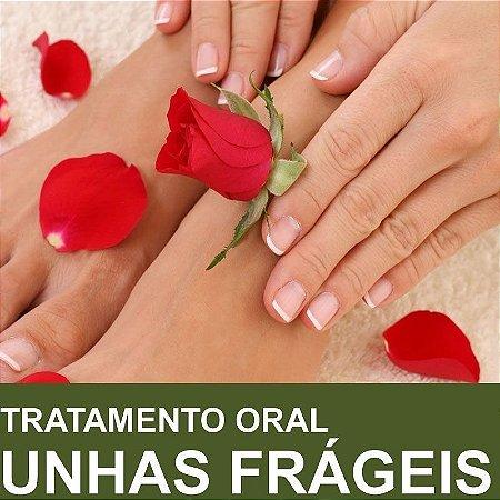 TRATAMENTO ORAL UNHAS FRAGÉIS - 30 Capsulas