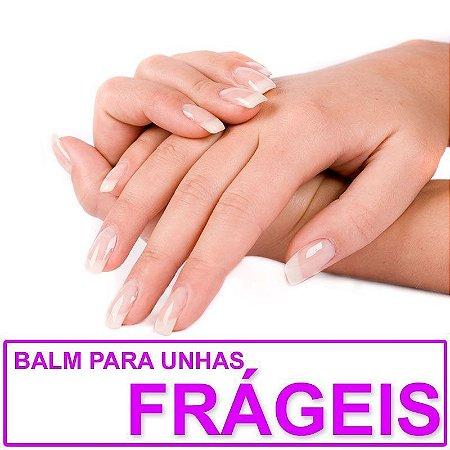 BALM PARA UNHAS FRAGEIS(C/ PSODERMAX) - 15 GR