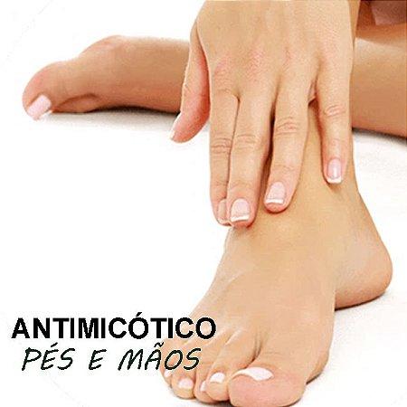 Solução Antimicótica para Unhas Pés e Mãos - 20ML