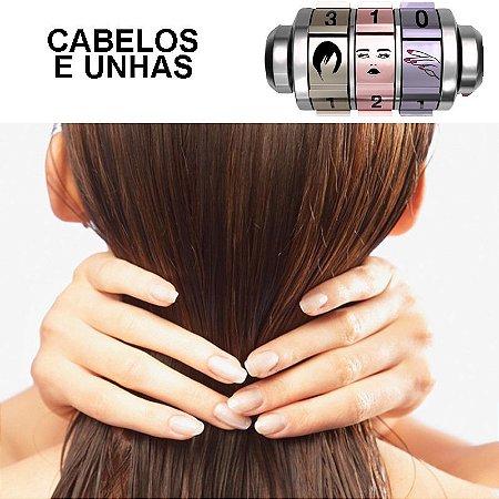 Nutricolin - Aumenta a resistência e espessura dos cabelos e unhas - 30 Capsulas