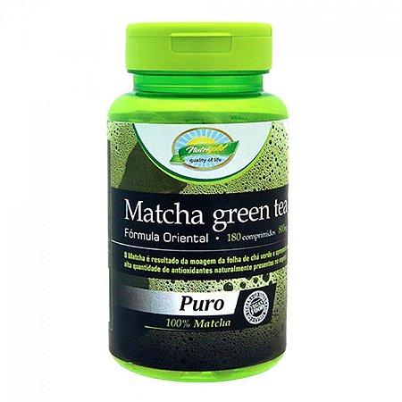 MATCHA GREE TEA 800MG 180 COMP NUTRIGOLD