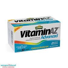 VITAMINAZ ADVANCED 30 COMP SUNFLOWER