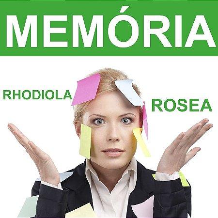 Rhodiola Rosea(Combate estresse)300mg