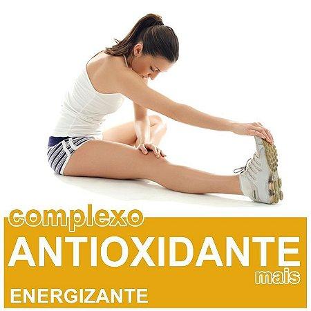 Complexo Antioxidante & Energizante (Todo poder do Licopeno) 504Mg - 30 Capuslas