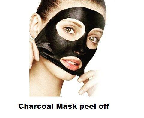 Charcoal peel off mask - máscara para limpeza de pele - 15g