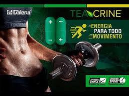 Teacrine - Garante o desempenho MÁXIMO do atleta