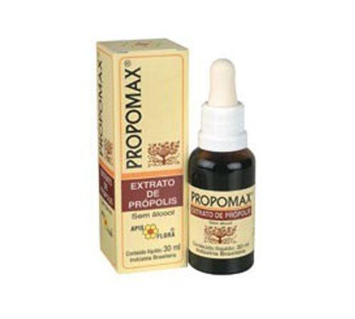 PROPOMAX - EXTRATO DE PROPOLIS SEM ALCOOL - 30 ML