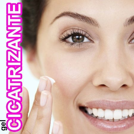 Gel Creme cicatrizante 15ml
