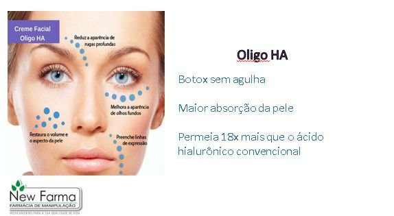 Serum preenchedor com Oligo HA 30ml