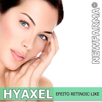 GEL CREME HYAXEL 30Gr - EXCLUSIVO ATIVO COM POTENTE AÇÃO ANTIAGING
