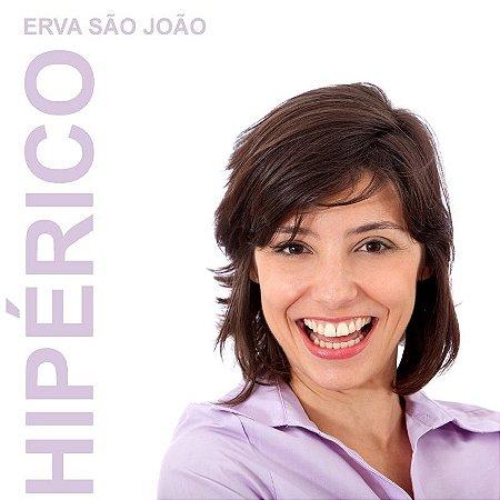 Hiperico erva são joao calmante natural 250 mg – 60 Capsulas