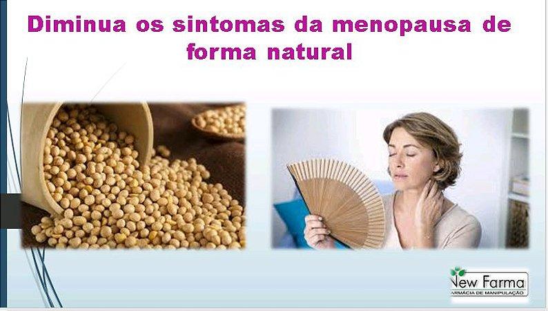 ISOFLAVONA DE SOJA (Repositor de hormônios) 60Mg - 60 Capsulas