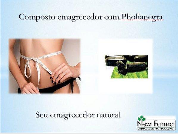 COMPOSTO EMAGRECEDOR (Pholia Negra) 60 capsulas