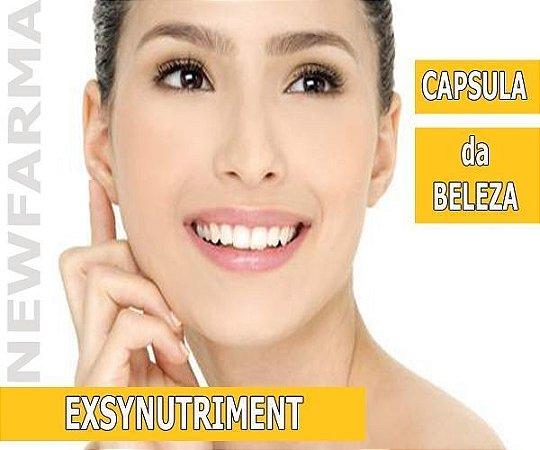 EXSYNUTRIMENT (Capsula da Beleza) 200 Mg - 30 Capsulas