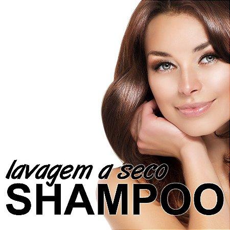 Shampoo Lavagem a Seco (Sem Essencia) - 100Ml
