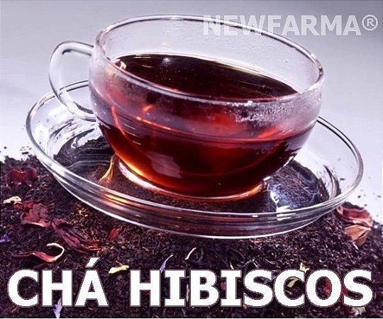 CHA HIBISCOS (Auxilia no Emagrecimento) 30 Gr