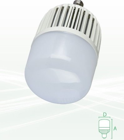 LAMPADA SUPERLED BB INDUSTRIAL BIVOLT 60W LHHN-60