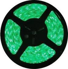 Fita De Led 5 Metros Verde 50x50 Decoração Luz Led