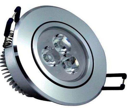 Spot Super Led Teto 3w