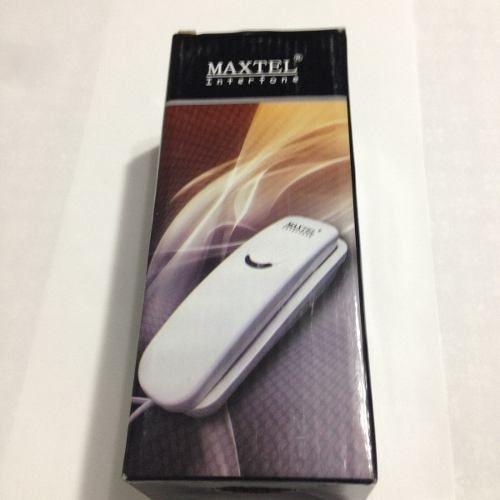 Telefone/Interfone Gôndola Mesa Parede Maxtel MT-115