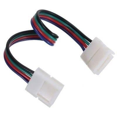 Emenda Conector Fita Led RGB