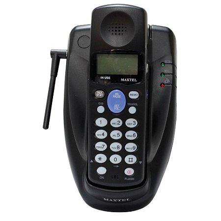 Telefone Sem Fio Maxtel - Modelo: Sf-902 Com Display Lcd