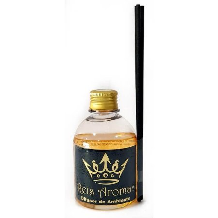 Aromatizante Difusor Madeira Nobre Reis Aromas - RA004