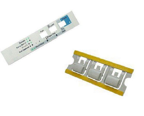 Teclado mais Adesivo Painel EPSON LX300